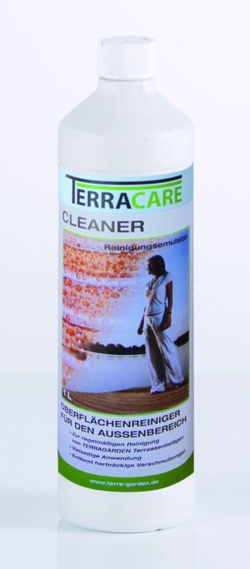Terracare Cleaner 1l, Terrasse